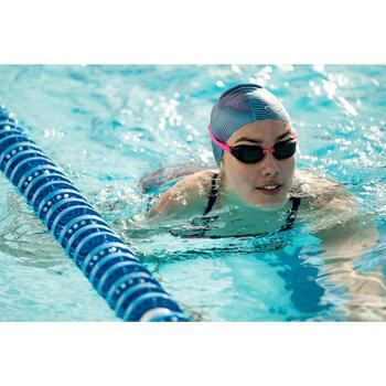 Lunettes de natation B-FAST noir rose - 1494593