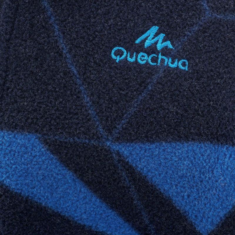 POLAIRE DE RANDONNEE MH 100 BLUE PRINT 2-6 ans