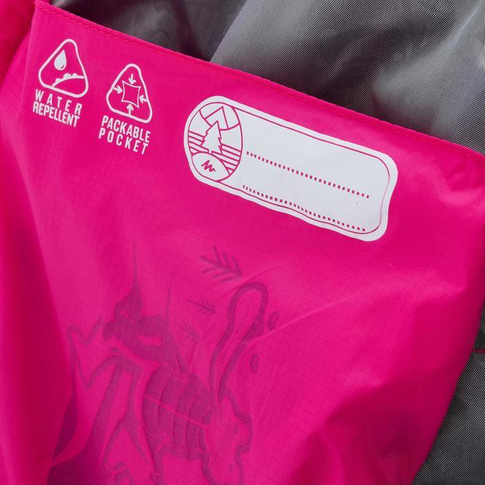 Chaleco acolchado de senderismo júnior MH500 rosa 2- 6 años