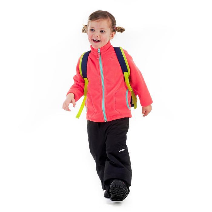 Veste polaire de randonnée enfant MH150 corail