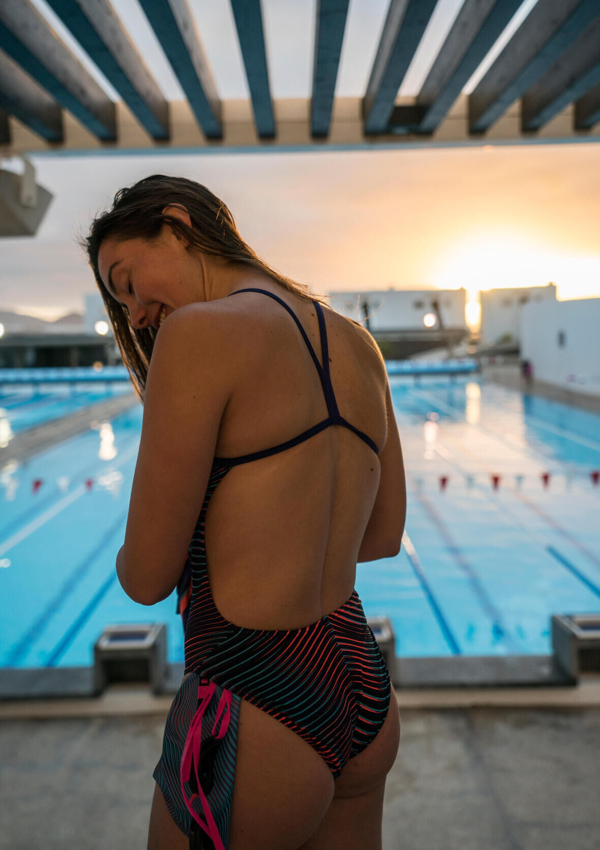 advance swimmer