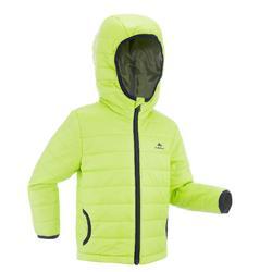 Wattierte Jacke MH Kinder grün