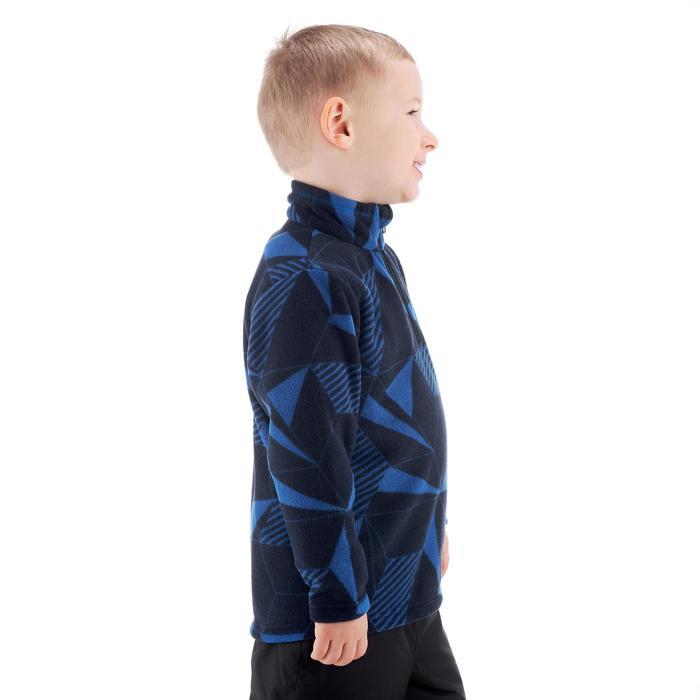 Wandelfleece voor kinderen MH120 blauw