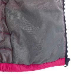 Gilet de randonnée enfant MH500 rose 2- 6 ans