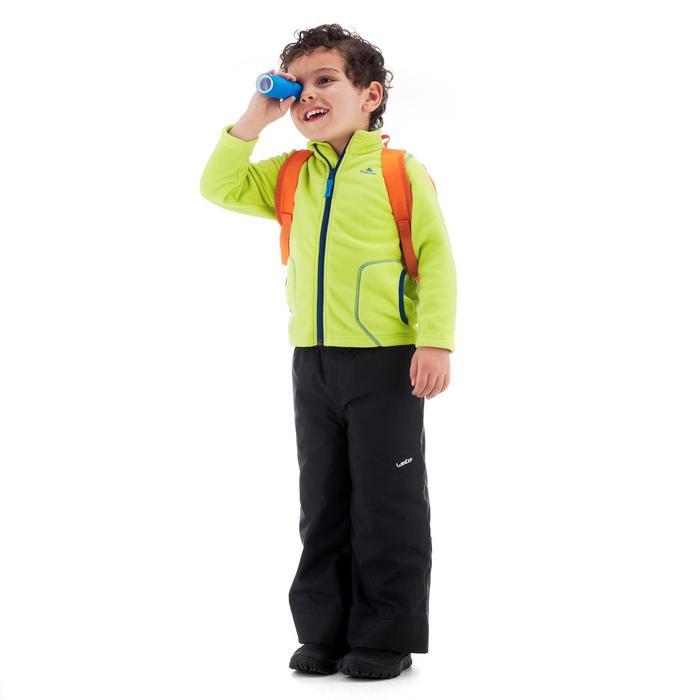Polaire de randonnée enfant MH150 verte 2-6 ans