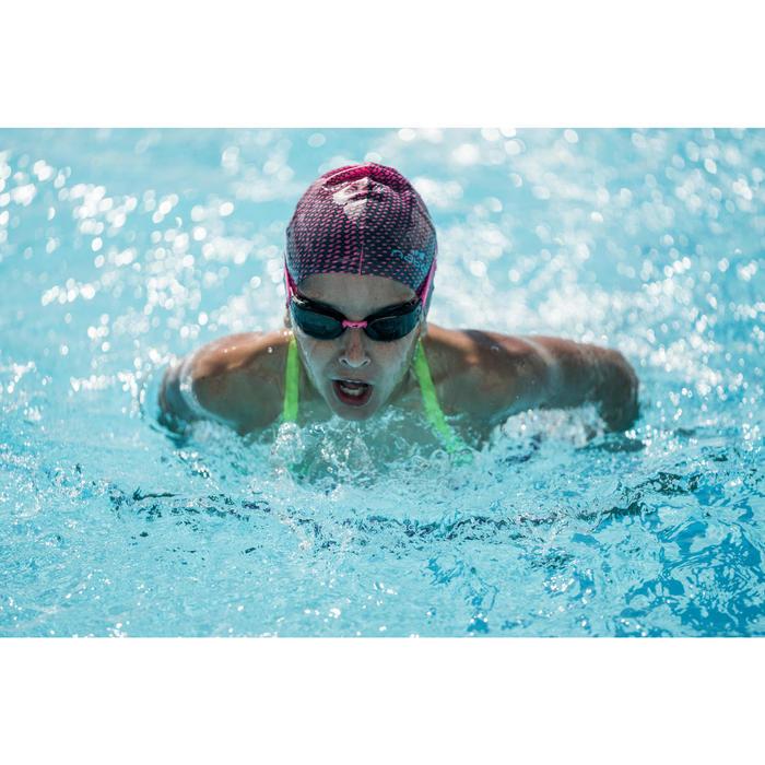 Lunettes de natation B-FAST noir rose - 1494798