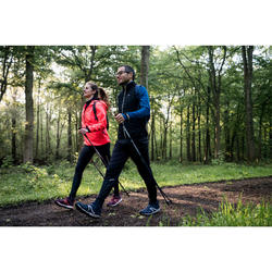 Nordic walking stokken PW P500 pruim
