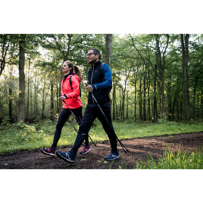 Nordic walking stokken PW P500 pruim