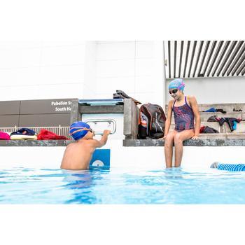 Lunettes de natation B-FAST noir rose - 1494866