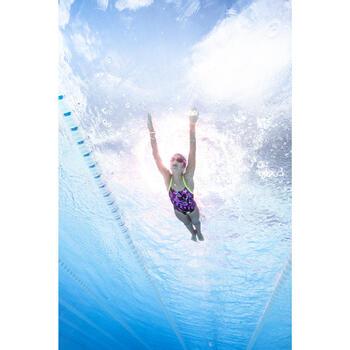 Lunettes de natation B-FAST noir rose - 1494871