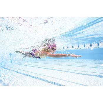 Lunettes de natation B-FAST noir rose - 1494877