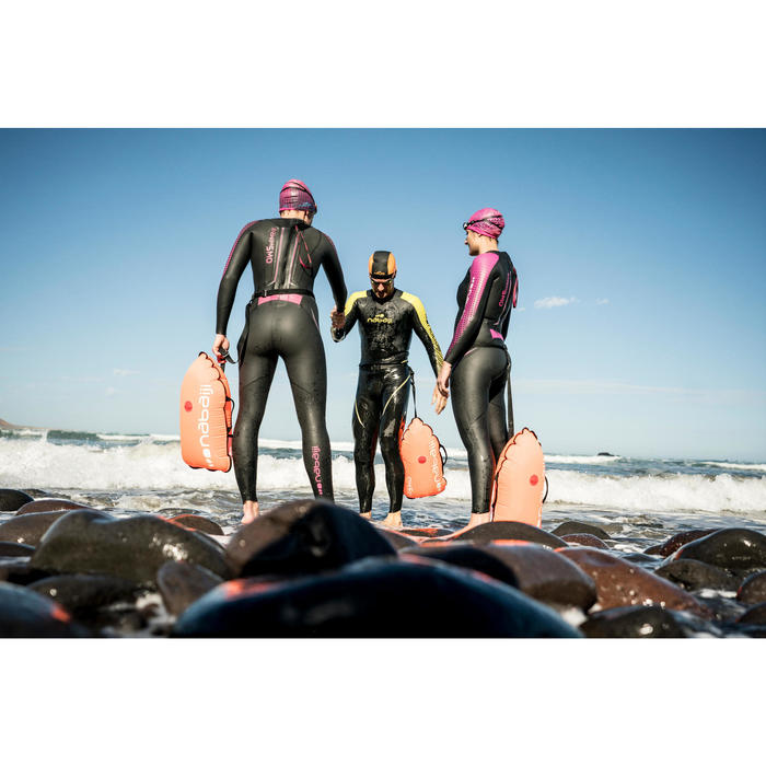 Bonnet natation néoprène OWSwim eau froide - 1494888