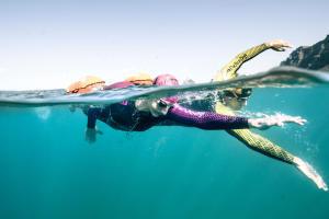 So bereitest du dich optimal auf die Traithlon Saison vor - Schwimmtraining im Schwimmbad