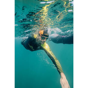 Combinaison natation néoprène OWS 900 4/2mm homme eau froide