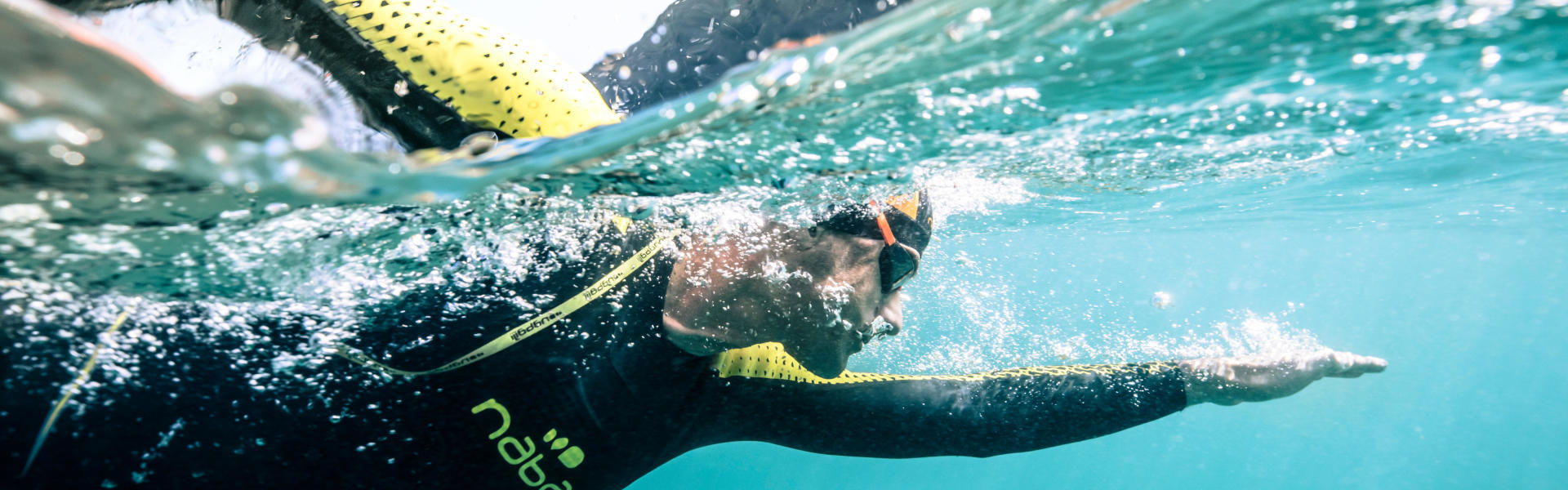 combinaison de natation nage en eau libre