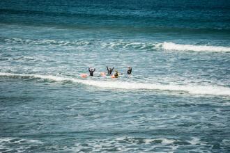 Locais em Portugal para nadar em águas abertas
