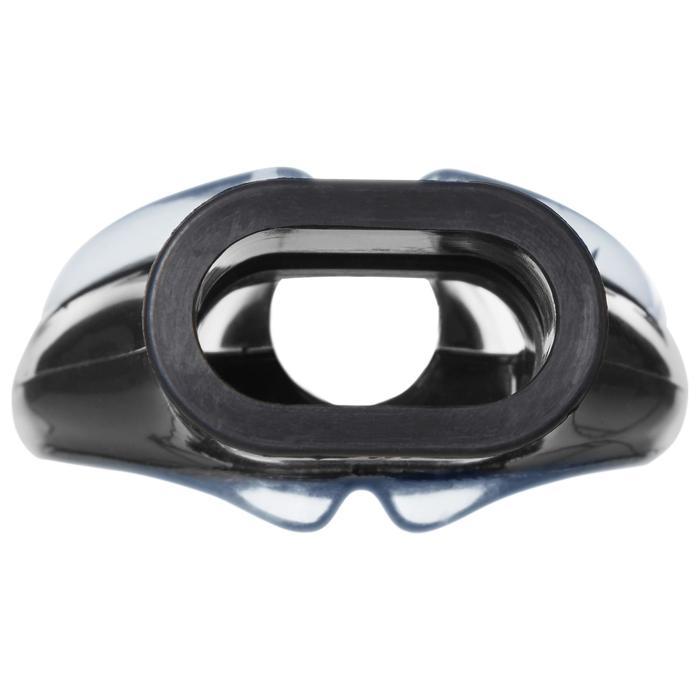 Embout de détendeur de plongée silicone bidensité noir - 1495028
