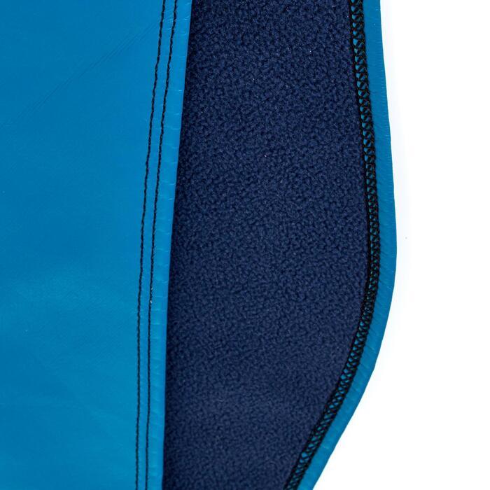 水肺潛水刷毛風衣斗篷SCD-藍色