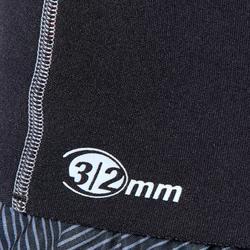 Top con capucha de buceo con botella SCD 3/2,5mm