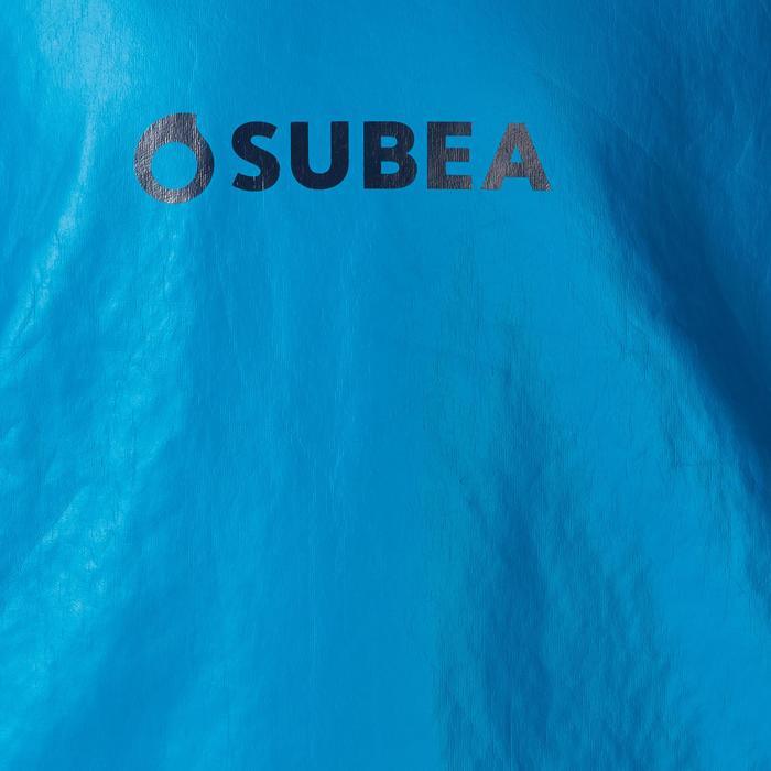 Poncho coupe-vent polaire de plongée sous-marine SCD