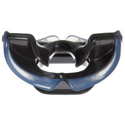 Embout de détendeur de plongée SCD Homme L bi-densités silicone noir