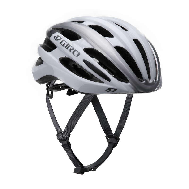 CASQUES VELO ROUTE Kerékpározás - Kerékpáros sisak, Giro Angon GIRO - Női kerékpár és ruházat