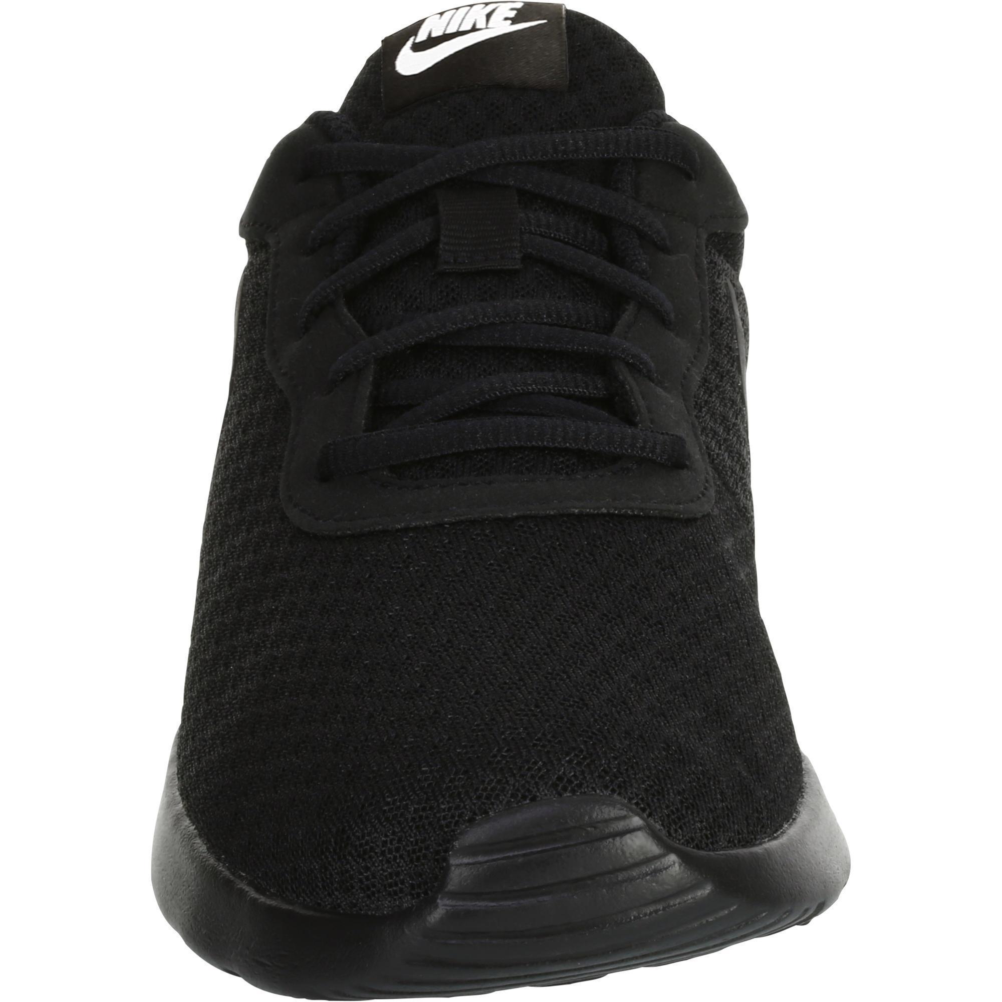 0305d97289c76 Chaussures marche sportive femme Tanjun noir ...