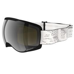 Máscaras y Gafas de Esquí y Nieve, Wed'ze G540, Adulto y Junior, Buen Tiempo