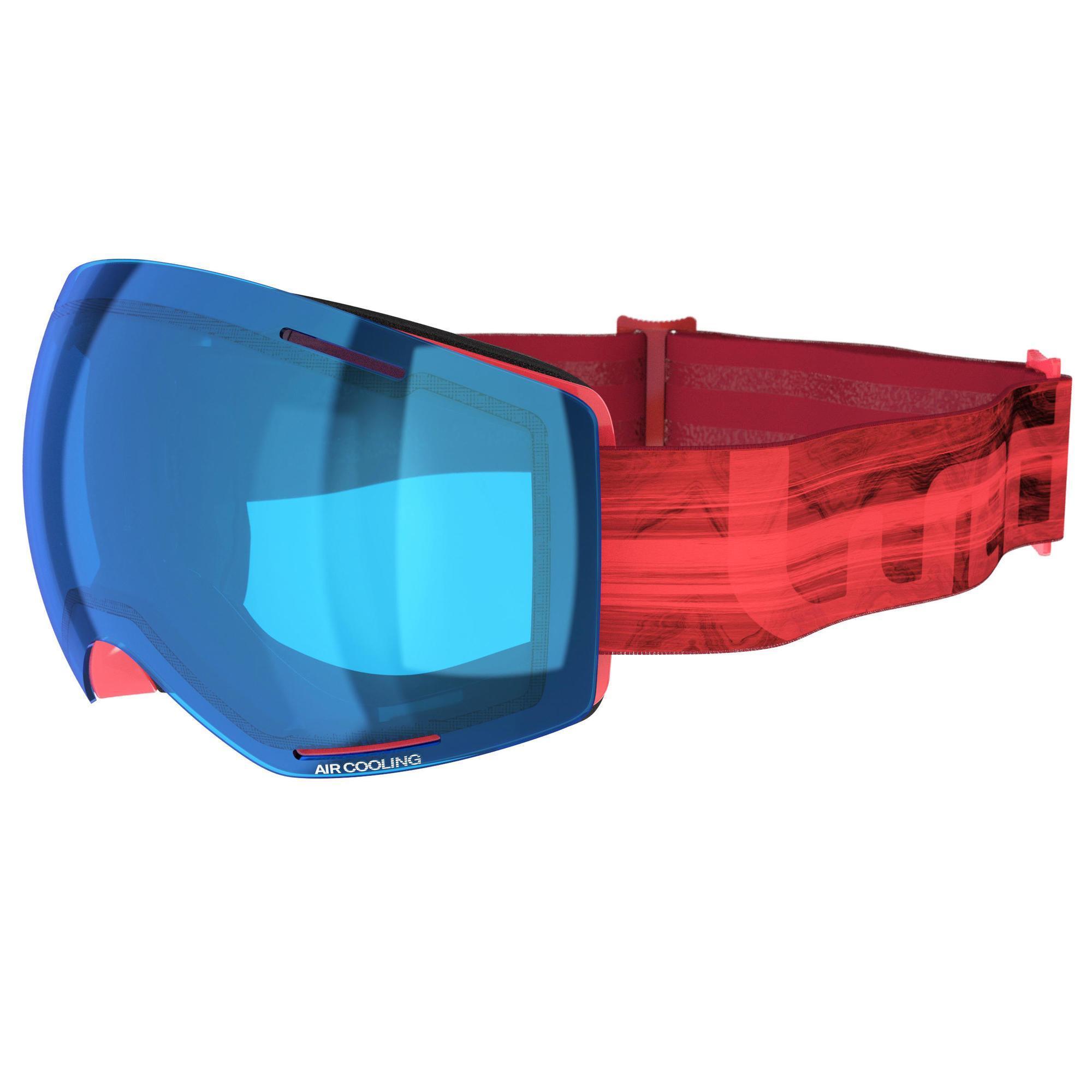 c826a31ddecc51 Wed ze Ski- en snowboardbril volwassenen en kinderen G 520 mooi weer ...
