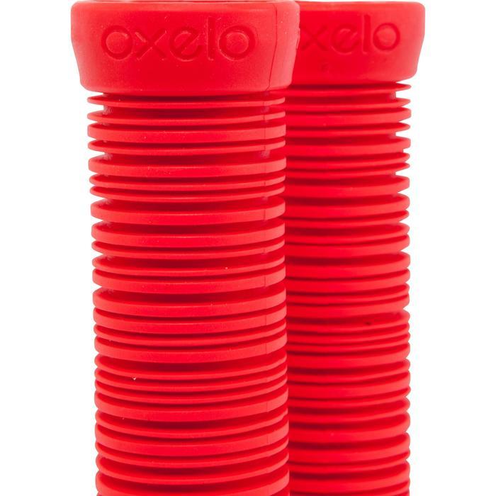 Handgrepen freestyle rood
