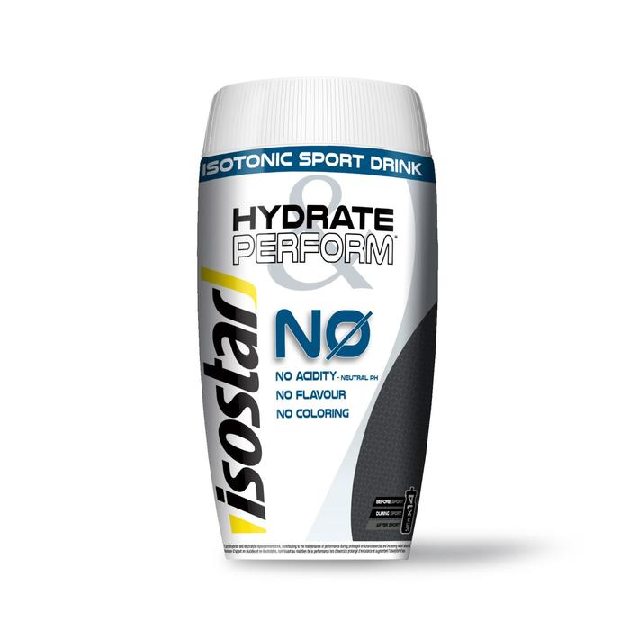 Poeder voor isotone sportdrank Hydrate & Perform neutraal 560 g