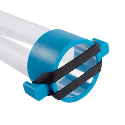 מתקן לאיסוף כדורי טניס - כחול