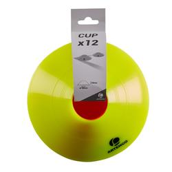 Marking Cups for Tennis Court 12-Pack