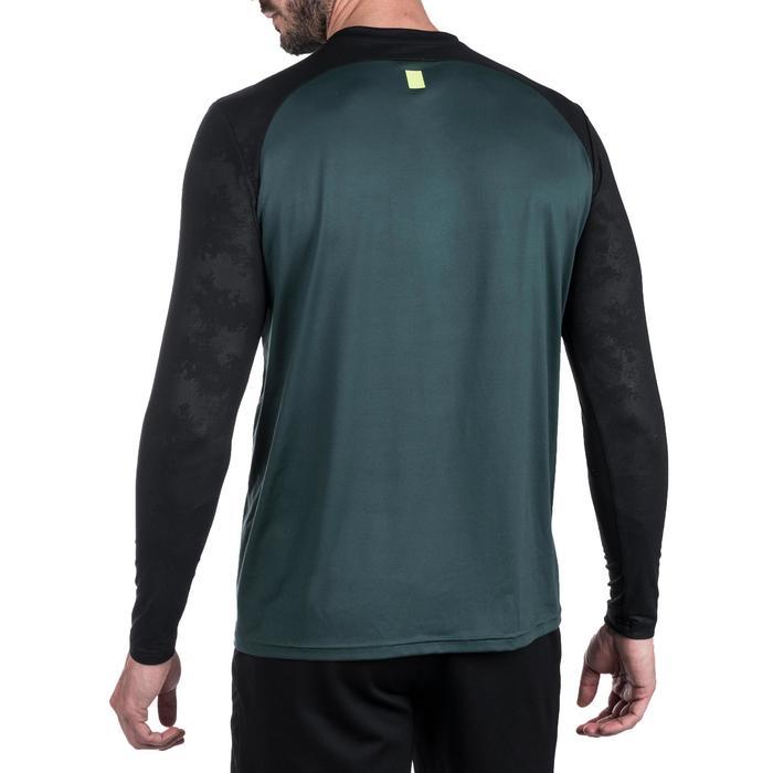 Tee shirt TTS500 TH KAKI NOIR