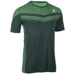T-shirt tennis heren Light 990 kaki