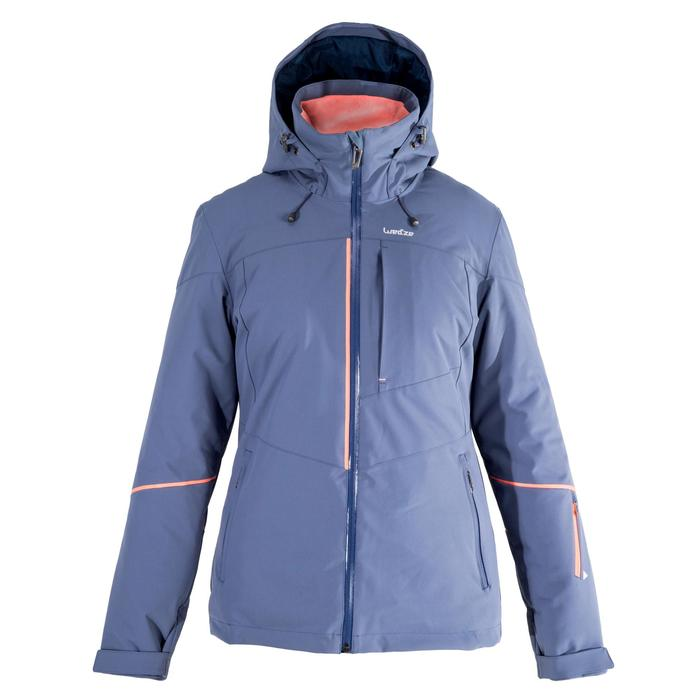 Chaqueta de esquí All Mountain mujer AM580 azul