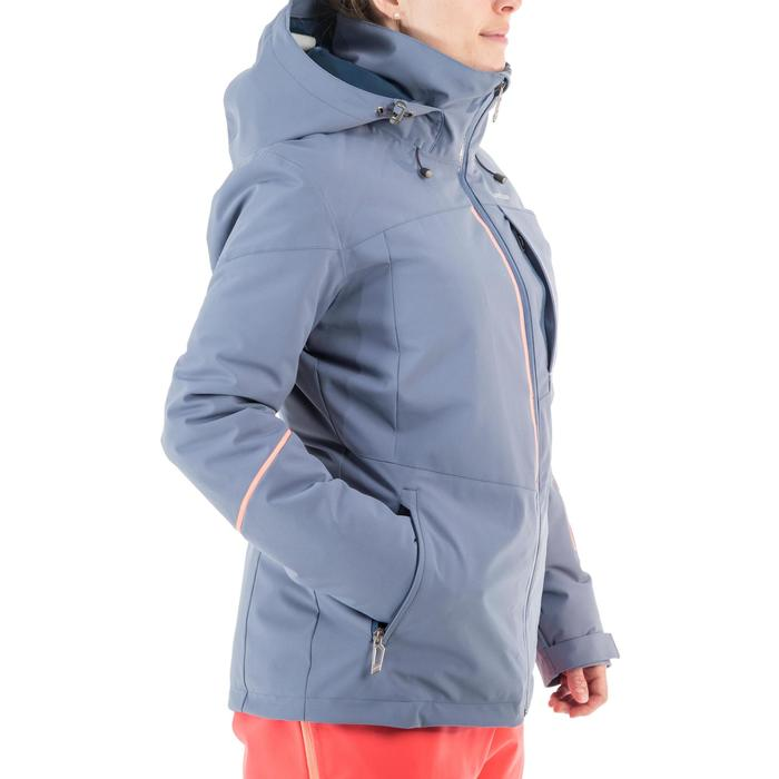 Ski-jas voor dames All Mountain 580 blauw