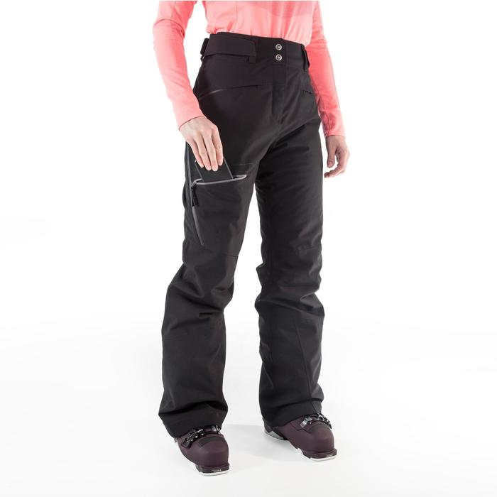 Pantalon de ski All Mountain Femme AM900 Noir