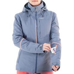 Chaqueta de esquí All Mountain mujer AM580 azul
