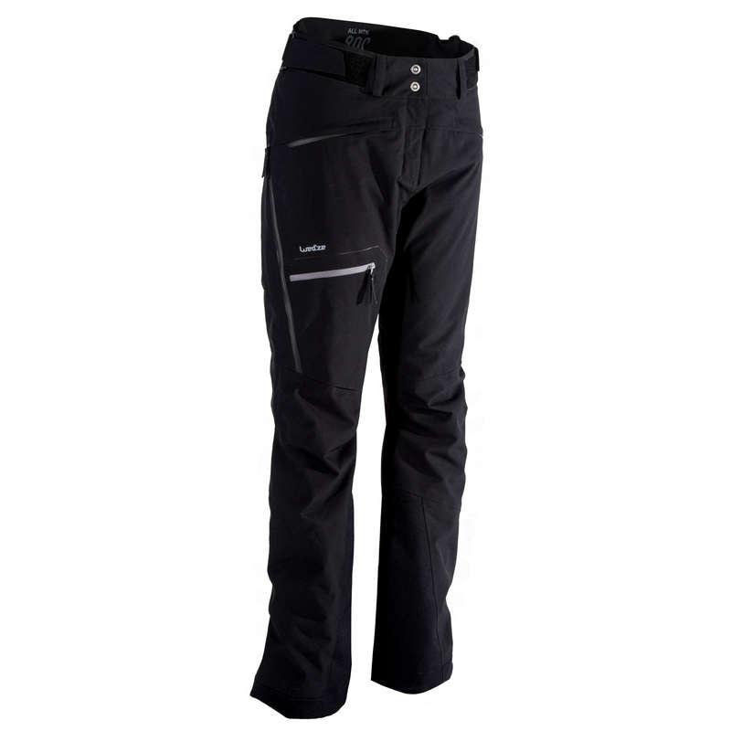 WOMEN'S FREERIDE SKIING CLOTHING Descopera Produsele Reduse - Pantalon schi AM900 Damă  WED'ZE - COPII