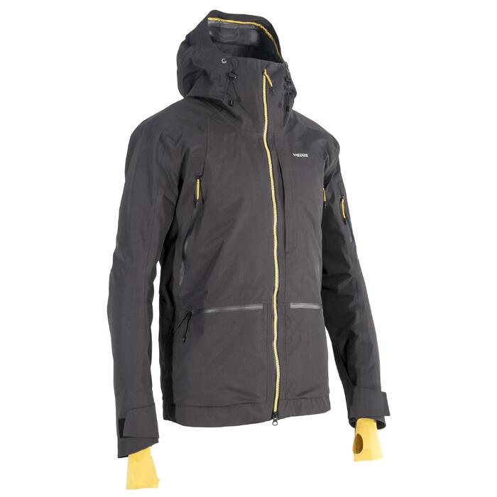 Men's Freeride 3-in-1 Jacket SFR 900 - Grey