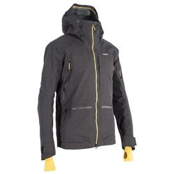 Ski-jas voor heren 3-in-1 Freeride SFR 900 grijs