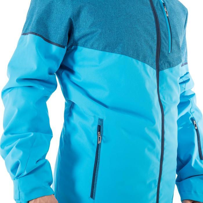 Skijacke All Mountain AM580 Herren blau