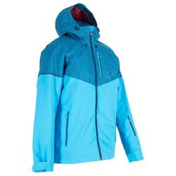 Chaqueta de esquí All Mountain hombre AM580 azul