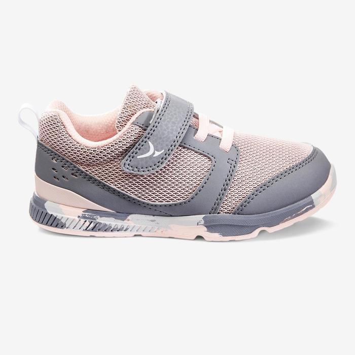 Gymschoentjes I Move roze grijs