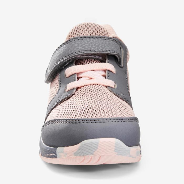 Turnschuhe I MOVE Gym Kinder rosa/grau