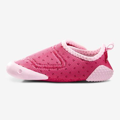 Tenis gimnasia infantil BABYLIGHT rosado fucsia