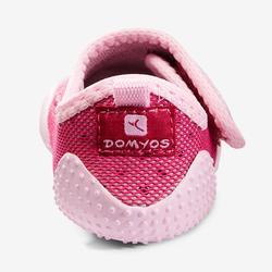 Gymschoentjes 500 Babylight roze fuchsia