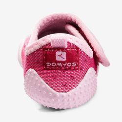 Turnschuhe 500 Babylight rosa
