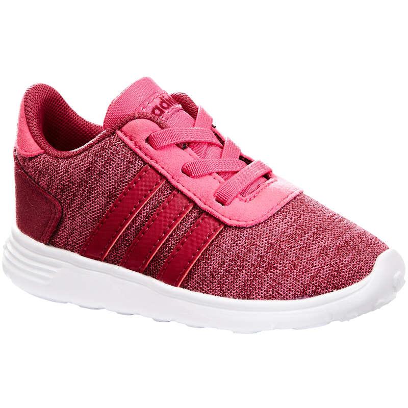 BABY GYM FOOTWEAR Shoes - Girl 2018 Kids' - Pink ADIDAS - Footwear